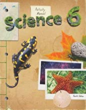 Science Student Activity Manual Grade 6 4th Edition