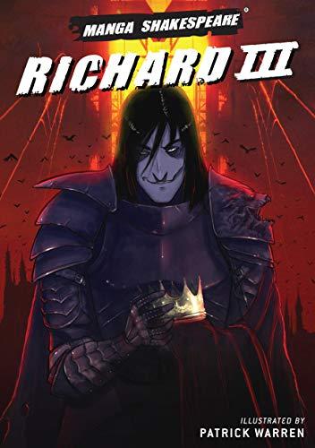 Manga Shakespeare: Richard III (English Edition)