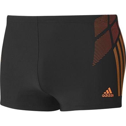 Adidas Infinitex Tech Boxer pour Homme Noir Black/Bahia Orange Size 3