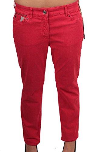Zerres Damen-Jeans Sarah rot Größe 42