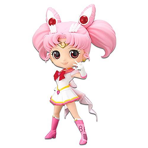 BanPresto - The Movie [Sailor Moon Eternal] Q Posket-Super Sailor Chibi Moon (VersionB)