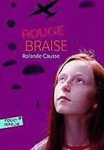Rouge Braise de Rolande Causse