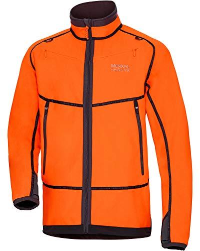 Merkel Gear Helix Reversible Jacket Braun/Orange 3XL