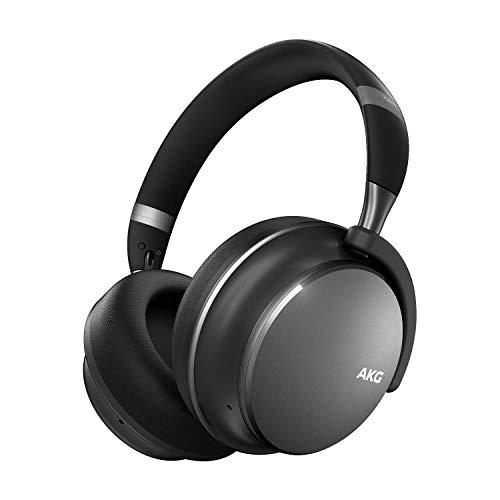 【AKG公式ストア】 AKG Y600NC WIRELESS ノイズキャンセリング ワイヤレスヘッドホン Bluetooth 5.0 SBC/AAC対応 最大約35時間再生 オリジナルステッカー付き AKGY600NCBT-E (ガンメタル)