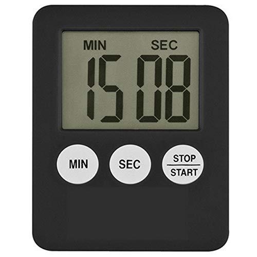 DBSUFV LED Digital Home Kitchen Elektronische Timer Countdown Herinnering Kookwekker