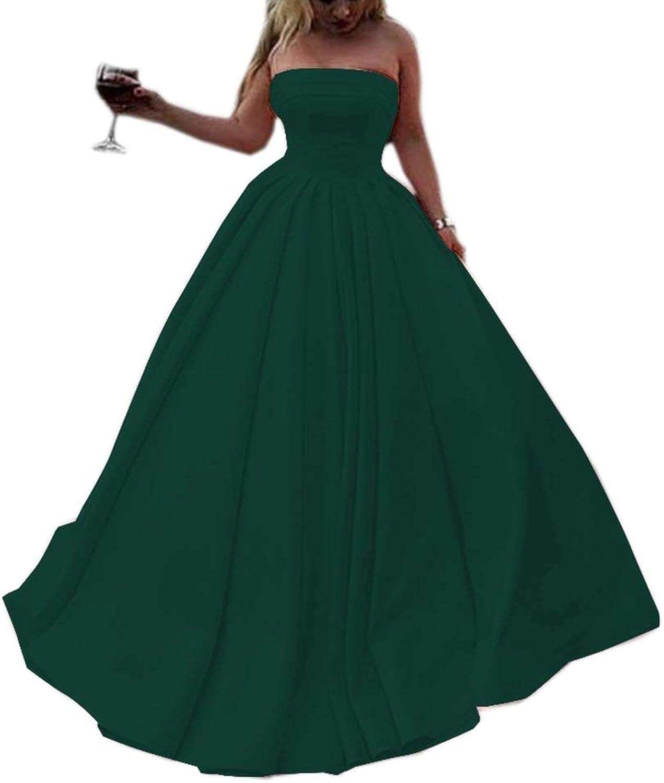CiONE Vintage Prom Dresses Ball Gown Wedding Dress Satin Cocktail Dress