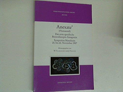 Anexate: Flumazenil - Der erste spezifische Benzodiazepin-Antagonist