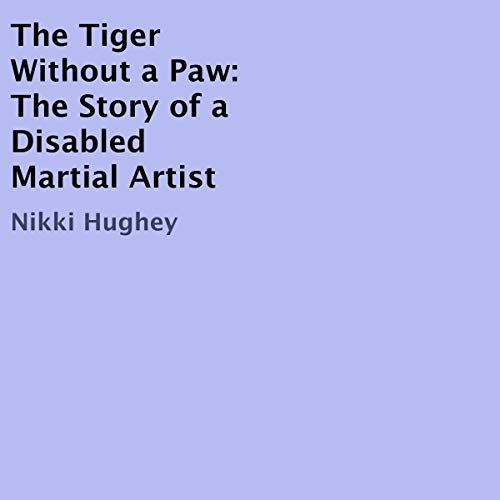 The Tiger Without a Paw audiobook cover art