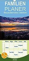 Bezauberndes Usedom - Familienplaner hoch (Wandkalender 2022 , 21 cm x 45 cm, hoch): Bezaubernde Bilder von der Insel Usedom (Monatskalender, 14 Seiten )