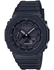 [カシオ] 腕時計 ジーショック カーボンコアガード GA-2100-1A1JF メンズ ブラック