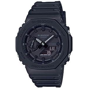 """[カシオ] 腕時計 ジーショック カーボンコアガード GA-2100-1A1JF メンズ ブラック"""""""