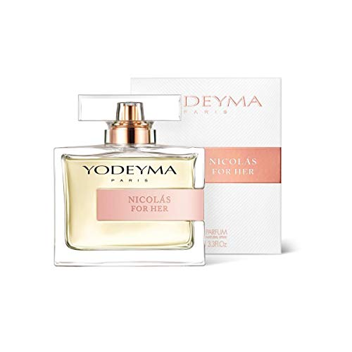 Profumo Donna Yodeyma NICOLAS FOR HER Eau de Parfum 100 ml