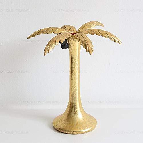 Kaarsenhouder Wax Kaars SetsNordic Hars Goud Kandelaar Decor Houder Decoratieve Aap Banaan Ornamenten Thuis Kaarsenstandaard Verjaardagscadeaus