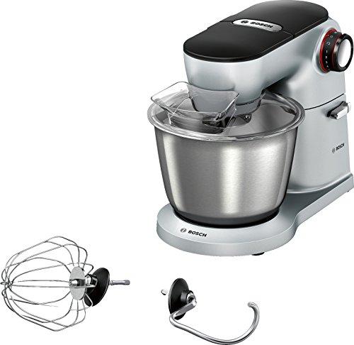Bosch keukenmachine, zilver, 1200 W