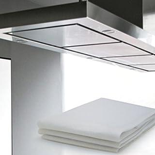 Filtro Branco para Coifa/Exaustor 60x80cm/para fogão de até 6 bocas- 2 unidades