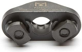 BRAVO COMPANY Mlok Rail QD Sling Mount Black, Quick Detach, Mlok Compatible