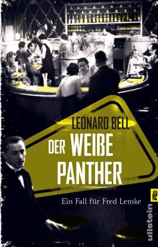 Buchseite und Rezensionen zu 'Der weiße Panther' von  Bell