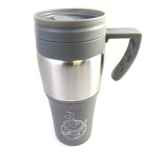 Les Trésors De Lily [M3930 - Mug de Transport 'Design' Gris