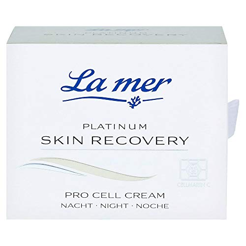 LA MER PLATINUM Skin Recov.Pro Cell Nachtcr.m.Par. 50 ml Creme