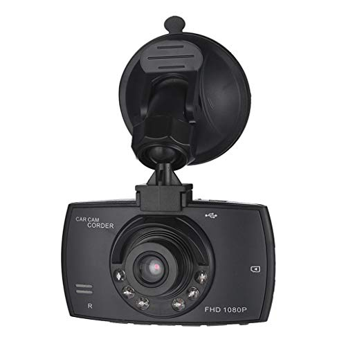 MagiDeal HD Car DVR Vehículo Cámara Grabadora de Video Dash CAM Night Vision Nuevo - 480p 2.4in
