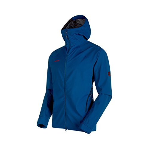 Ultimate Alpine SO Hooded Jacket Men