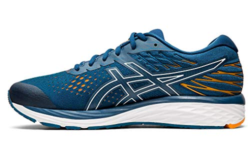Asics Gel-cumulus 21, Men's Running Shoes, Blue (Mako Blue/White 400), 9 UK (44 EU)