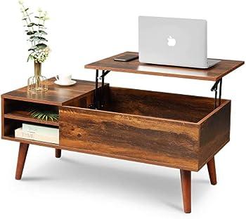 Best grey wood coffee table Reviews
