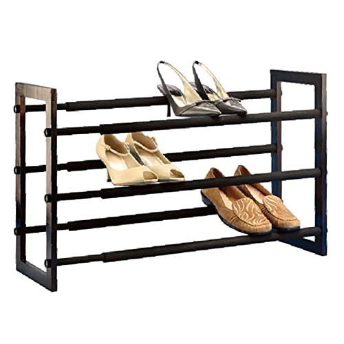 Portascarpe Scarpiera 3 Tiers Scarpe da scarpe domestico Multifunzionale Multifunzionale Scarpa Scarpa Scalatore Organizzatore di stoccaggio per ingresso, corridoio e armadio Mobilia ( Color : C )