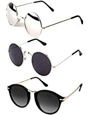 Y&S Sunglasses for Cooling Combo Latest Women Goggles Stylish