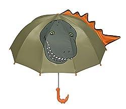 2. Kidorable Dinosaur Umbrella