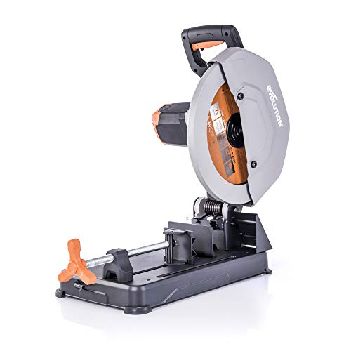 Evolution Power Tools R355CPS 14 inch Chop Saw...