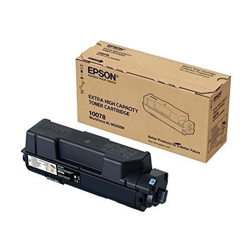 Epson C13S110078 Laser cartridge Negro tóner y cartucho láser - Tóner para impresoras láser (Laser cartridge, Negro, 1 pieza(s))
