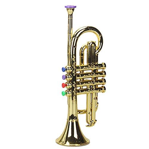 Beautyrain 1 PC Juguetes de trompeta...