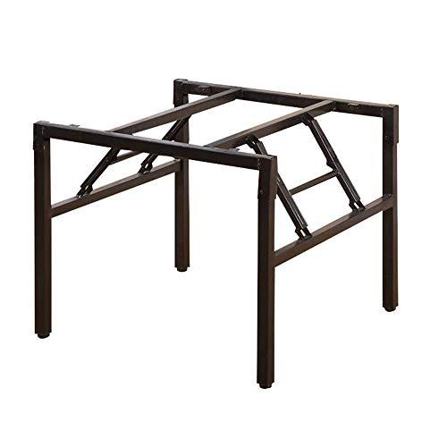 Smeedijzeren meubelpoten voor klaptafel, poten voor eenvoudige tafelpoten voor bureau, poten voor klaptafel. 70cmx70cmx70cm