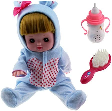 Tipmant overseas Ultra-Cheap Deals Cute Baby Doll Playsets with Movable Eyes Arms Blinking