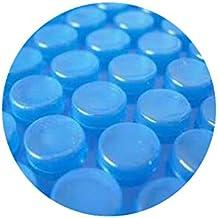 B/âche /à Bulles Piscine Ronde de Protection Tubulaire /à Bulles Protection UV Anti-poussi/ère Ardentity Baches Solaires de Piscine