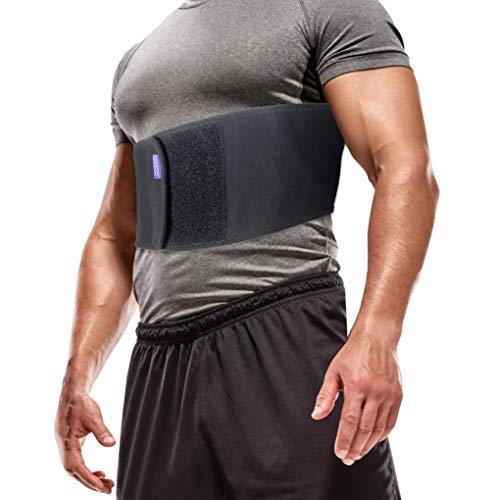 Everyday Medical Rippengurt | Ideal als Rippenbandage für Herren & Damen bei Rippenfraktur, Rippenprellung & Brustwirbelfraktur | Die Rippen Bandage oder Rippen Gürtel für schnelle Heilung