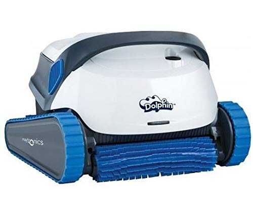 Dolphin S100 - Robot de limpieza eléctrico para piscinas
