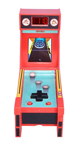 Boardwalk Arcade SkeeBall Mini Electronic Arcade Video Game
