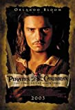 Pirates of the Caribbean - Bloom Close Up - Filmposter Kino