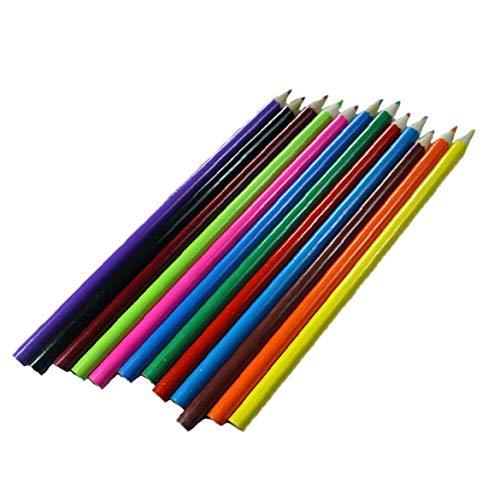 JPXyDfxn Professionelle Bleistifte Bunt Kunst Bleistifte Farbe Bleistift Für Erwachsene Kinder-anfänger 12 Farbe 1setart Zeichnen Stift DIY Anstrich