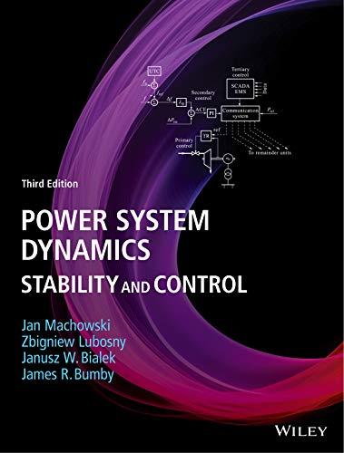 Power System Dynamics: Stability an…