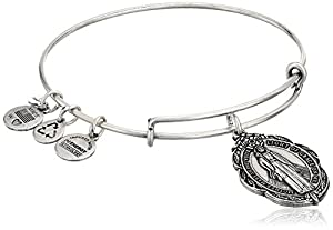 Alex and Ani Mother Mary Charm Bangl...