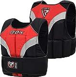 RDX Gym Chaleco Lastrado De 20 KG Weighted Vest Pesas Entrenamiento para...