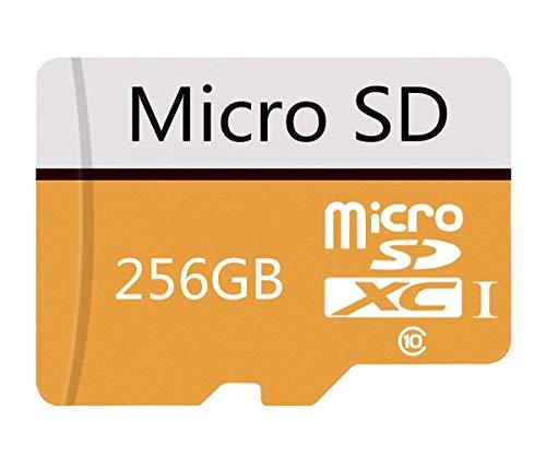 Tarjeta de memoria Micro SD de 256 GB, 400 GB, 512 GB, 1024 GB, clase 10, SDXC con adaptador 256 GB