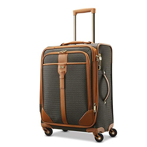 Hartmann Carry-On, Walnut Brown Jacquard