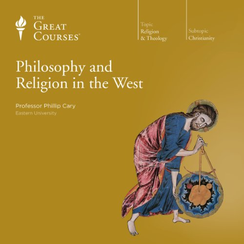 Philosophy and Religion in the West audiobook cover art