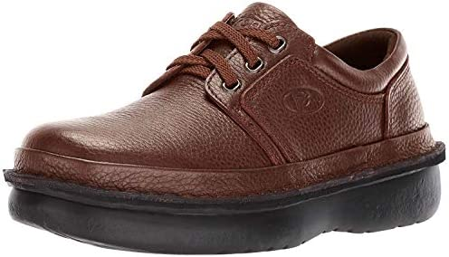 Prop t Men s Villager Oxford Walking Shoe Brown Grain 9 5 2X Wide product image
