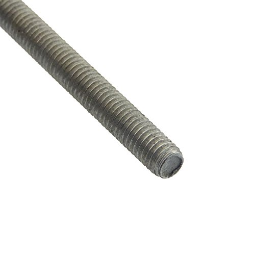 Gewindestange DIN 976-1 Stahl bl. Form A Feingewinde 1000 mm lang M 10 x 1-1 Stück