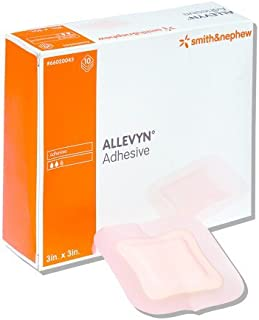Allevyn Smith Nephew 66020044 Adhesive Foam Dressing 5